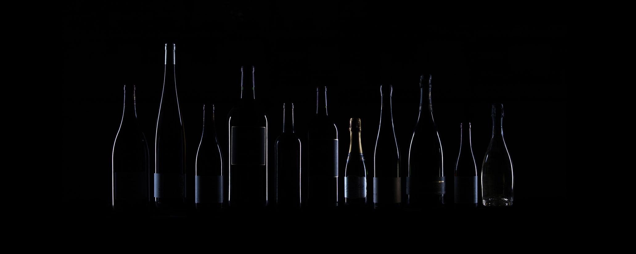 Bossche Wijnkoperij - wijnflessen